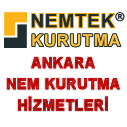 Nemtek Ankara Nem Kurutma Firması